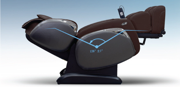osaki has taken custom fitting to a whole new level by adding adjustable outer shoulders the outer massage airbags are typically stationary and depending - Osaki Os4000